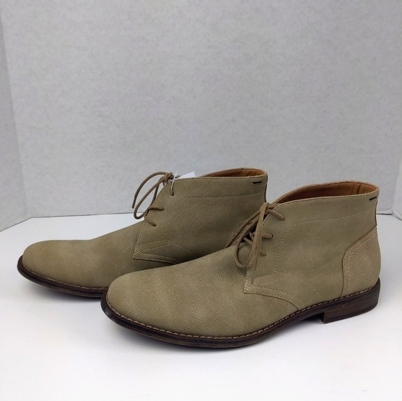 Goodfellow & Co Other - Goodfellow & Co. Mens Tan Kordell Chukka Boots